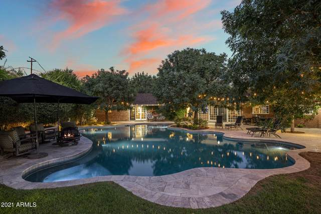6100 N Central Avenue, Phoenix, AZ 85012 (MLS #6258331) :: Elite Home Advisors