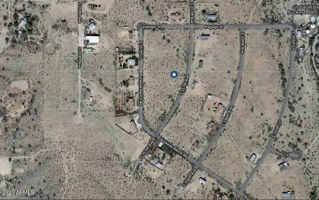 1408 S 357TH Avenue, Tonopah, AZ 85354 (MLS #6258340) :: Klaus Team Real Estate Solutions