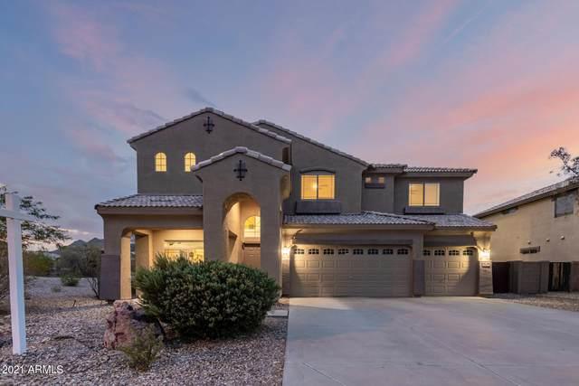 23724 W Adams Street, Buckeye, AZ 85396 (MLS #6258354) :: Scott Gaertner Group