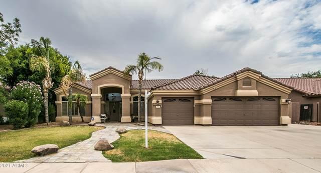 161 W Windsor Drive, Gilbert, AZ 85233 (MLS #6258381) :: My Home Group
