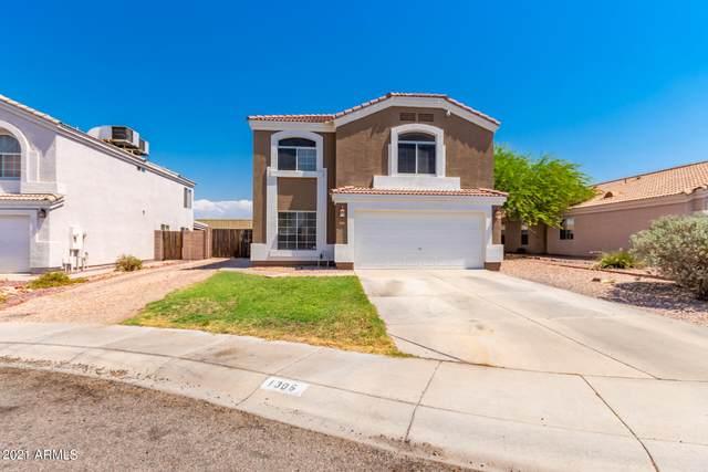1306 E Escuda Drive, Phoenix, AZ 85024 (MLS #6258386) :: Yost Realty Group at RE/MAX Casa Grande