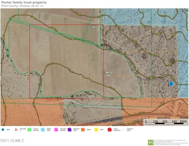 0 E Price Road, Florence, AZ 85132 (MLS #6258442) :: Yost Realty Group at RE/MAX Casa Grande