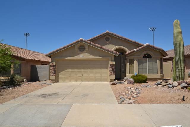 15136 N 102nd Street, Scottsdale, AZ 85255 (MLS #6258456) :: Long Realty West Valley
