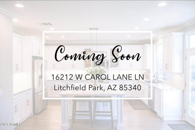 16212 W Carole Lane, Litchfield Park, AZ 85340 (MLS #6258524) :: Scott Gaertner Group