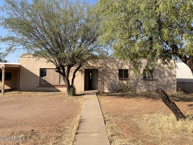 4730 W De La Canoa Drive, Amado, AZ 85645 (MLS #6258532) :: Yost Realty Group at RE/MAX Casa Grande
