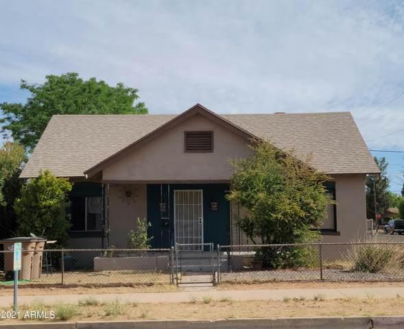 1298 E 7TH Street, Douglas, AZ 85607 (MLS #6258557) :: Yost Realty Group at RE/MAX Casa Grande