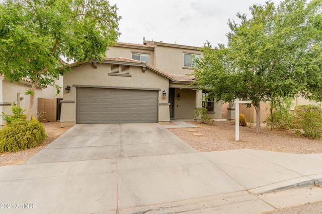 6216 S 44TH Avenue, Laveen, AZ 85339 (MLS #6258584) :: Yost Realty Group at RE/MAX Casa Grande