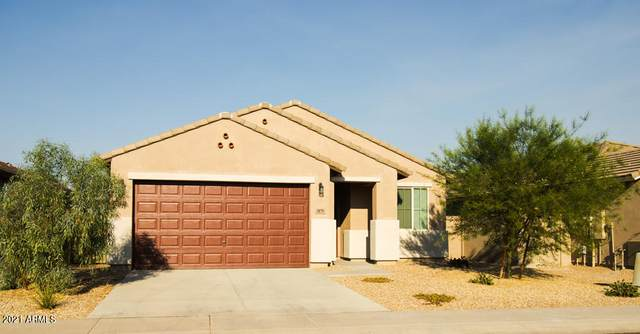5879 S 247TH Drive, Buckeye, AZ 85326 (MLS #6258642) :: Devor Real Estate Associates