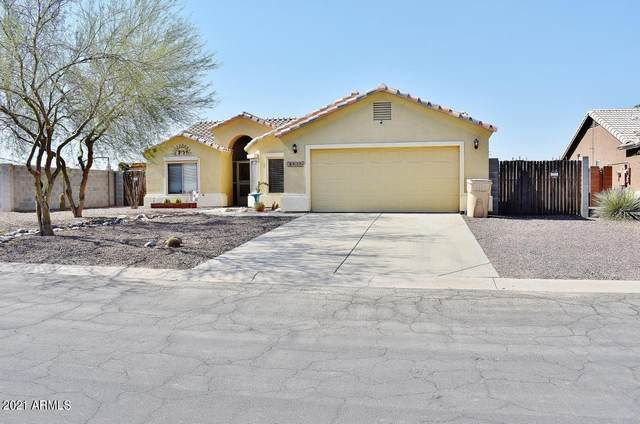 10199 W Concordia Drive, Arizona City, AZ 85123 (MLS #6258655) :: The Garcia Group
