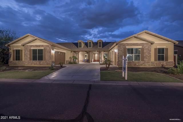 3234 E Ian Drive, Phoenix, AZ 85042 (MLS #6258680) :: Yost Realty Group at RE/MAX Casa Grande