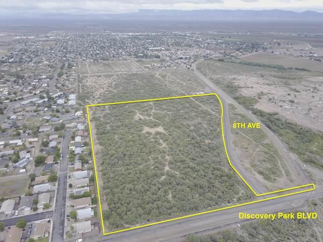 8th and Discovery Boulevard, Safford, AZ 85546 (MLS #6258696) :: Devor Real Estate Associates