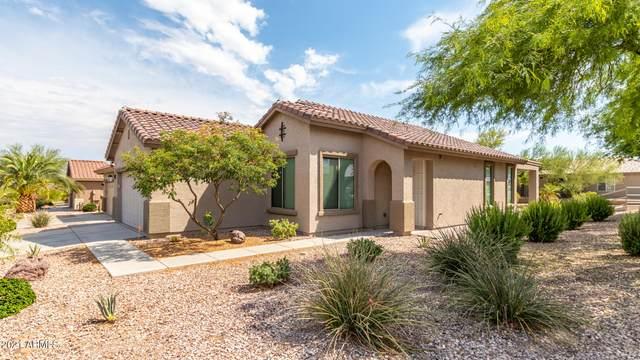 452 S 227TH Court, Buckeye, AZ 85326 (MLS #6258704) :: Dave Fernandez Team | HomeSmart