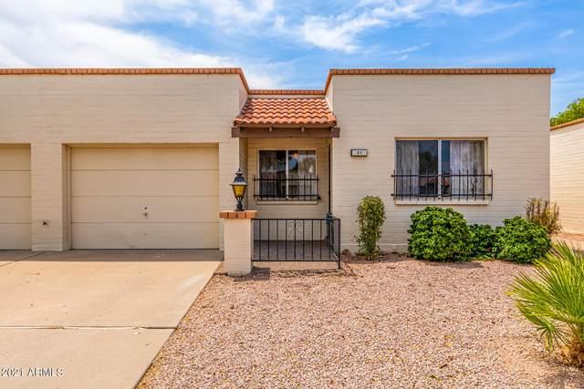 4501 E Carol Avenue #51, Mesa, AZ 85206 (MLS #6258708) :: Long Realty West Valley