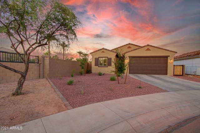 3120 N Medallion Court, Casa Grande, AZ 85122 (MLS #6258710) :: Executive Realty Advisors