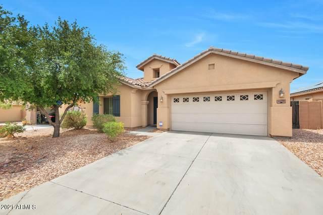 22191 W Shadow Drive, Buckeye, AZ 85326 (MLS #6258754) :: Yost Realty Group at RE/MAX Casa Grande