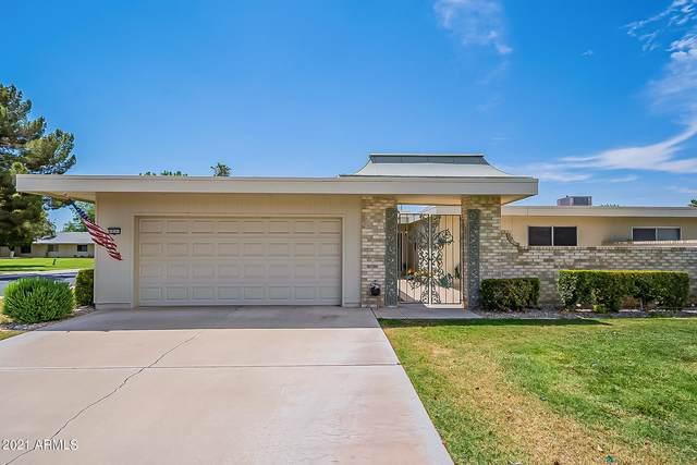 10201 W Highwood Lane, Sun City, AZ 85373 (MLS #6258765) :: Yost Realty Group at RE/MAX Casa Grande