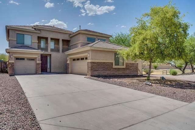 18366 N Cherry Lane, Maricopa, AZ 85138 (MLS #6258780) :: Klaus Team Real Estate Solutions