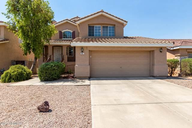 917 W Leah Lane, Gilbert, AZ 85233 (MLS #6258781) :: Devor Real Estate Associates
