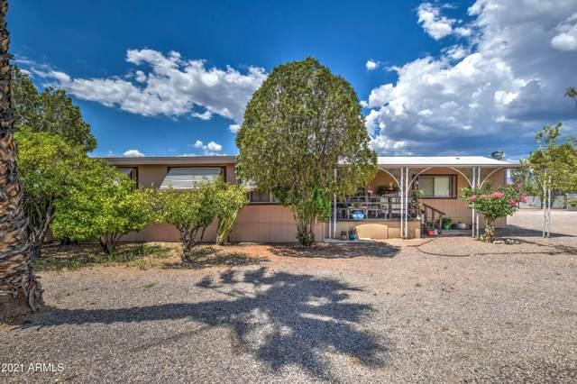 106 E Lynn Way, Queen Valley, AZ 85118 (MLS #6258801) :: Maison DeBlanc Real Estate