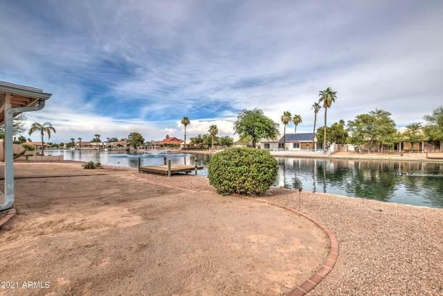 2096 N Lake Shore Drive, Casa Grande, AZ 85122 (MLS #6258817) :: Yost Realty Group at RE/MAX Casa Grande