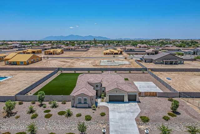 13607 W Ocotillo Road, Glendale, AZ 85307 (MLS #6258902) :: Keller Williams Realty Phoenix