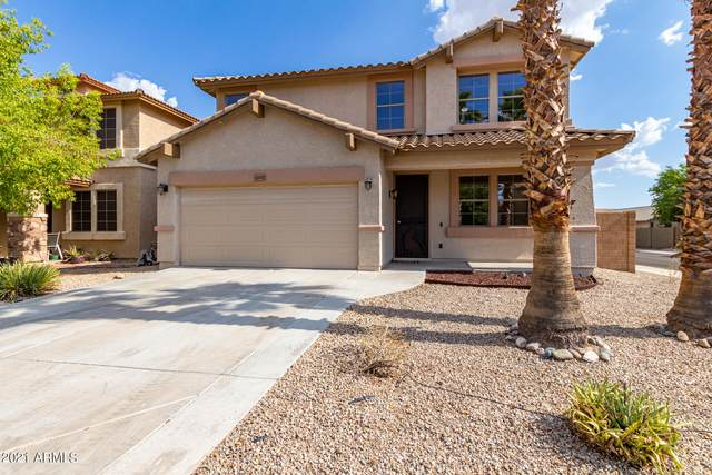 11727 W Foothill Court, Sun City, AZ 85373 (MLS #6258932) :: Yost Realty Group at RE/MAX Casa Grande
