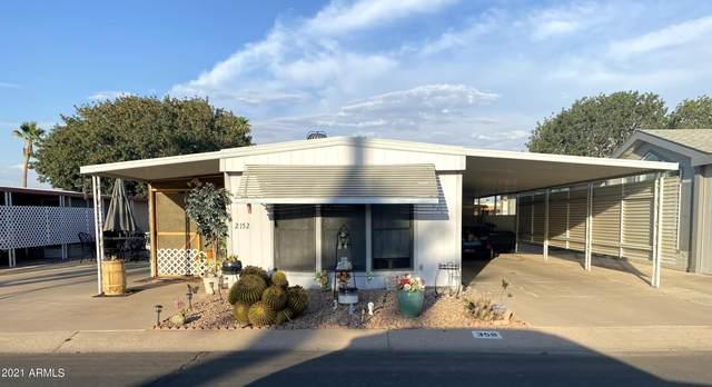 2100 N Trekell Road #359, Casa Grande, AZ 85122 (MLS #6258979) :: Dave Fernandez Team | HomeSmart