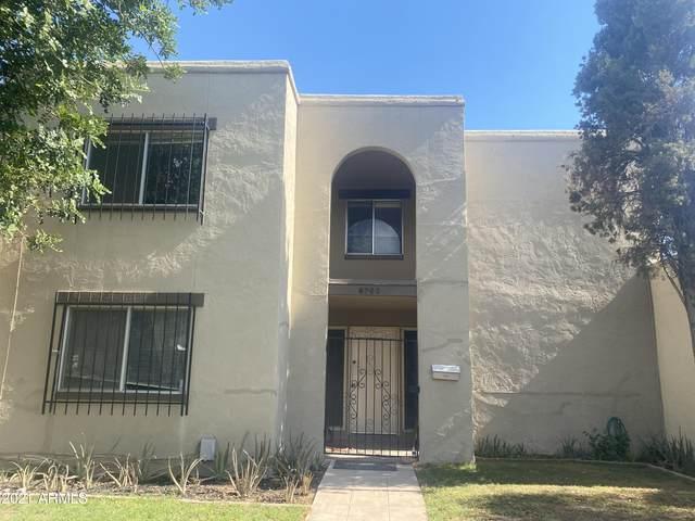 8205 E Rose Lane, Scottsdale, AZ 85250 (MLS #6258990) :: Hurtado Homes Group