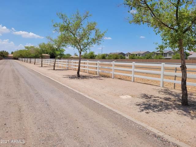 2866 E Cedar Waxwing Drive, Gilbert, AZ 85298 (MLS #6259010) :: Jonny West Real Estate