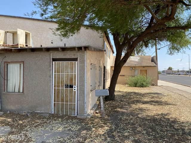 466 W Spruell Avenue, Coolidge, AZ 85128 (MLS #6259032) :: The Ellens Team
