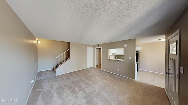 2311 E Hartford Avenue #9, Phoenix, AZ 85022 (MLS #6259047) :: ASAP Realty
