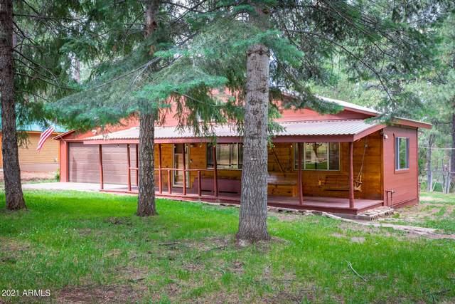 2870 Vacation Drive, Forest Lakes, AZ 85931 (MLS #6259080) :: Yost Realty Group at RE/MAX Casa Grande