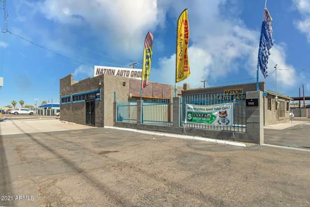 906 E Broadway Road, Phoenix, AZ 85040 (MLS #6259101) :: The Garcia Group