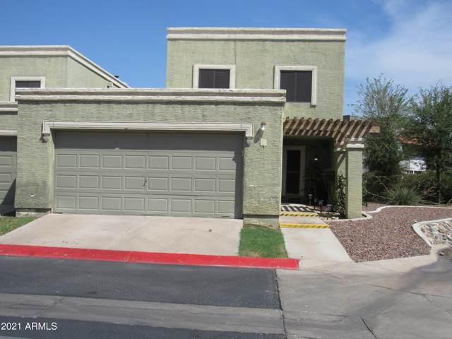 815 E Grovers Avenue #28, Phoenix, AZ 85022 (MLS #6259132) :: Yost Realty Group at RE/MAX Casa Grande