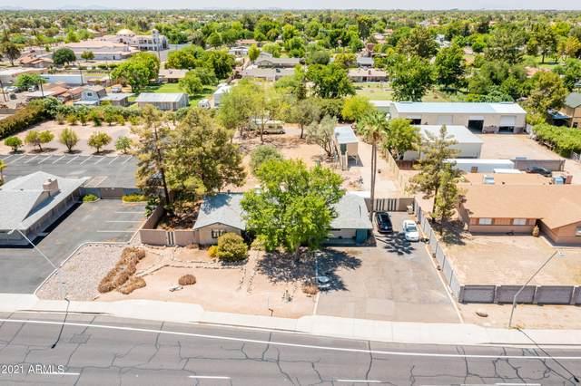 2047 W Elliot Road, Chandler, AZ 85224 (MLS #6259138) :: Yost Realty Group at RE/MAX Casa Grande