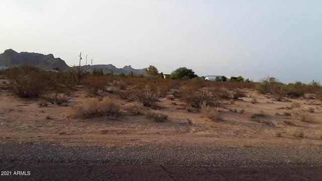 0 W Hydrus Avenue, Eloy, AZ 85131 (MLS #6259162) :: Executive Realty Advisors