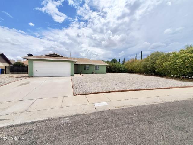 482 Hegge Drive, Sierra Vista, AZ 85635 (MLS #6259168) :: Yost Realty Group at RE/MAX Casa Grande