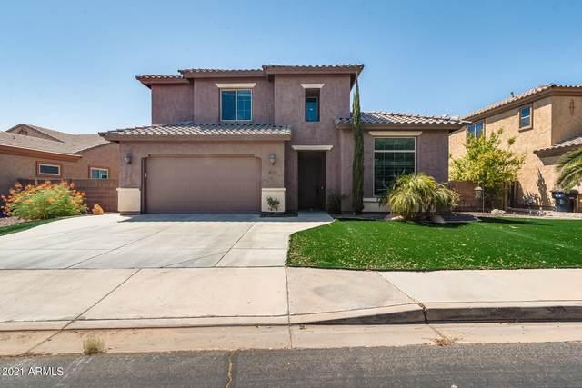 6890 S Crystal Way, Chandler, AZ 85249 (MLS #6259192) :: Yost Realty Group at RE/MAX Casa Grande