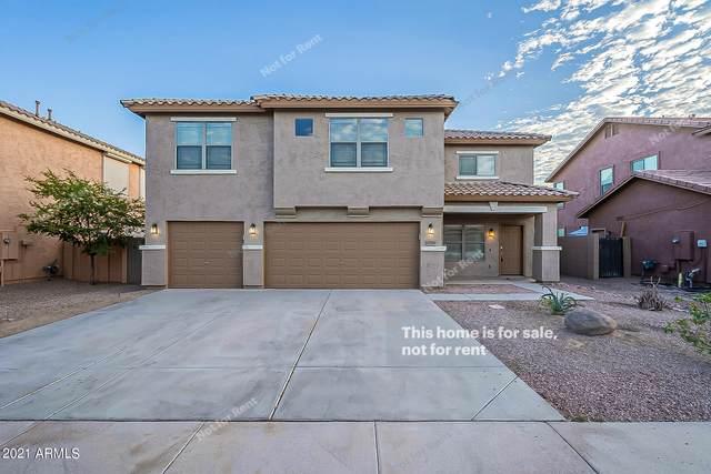45704 W Mountain View Road, Maricopa, AZ 85139 (MLS #6259200) :: Yost Realty Group at RE/MAX Casa Grande