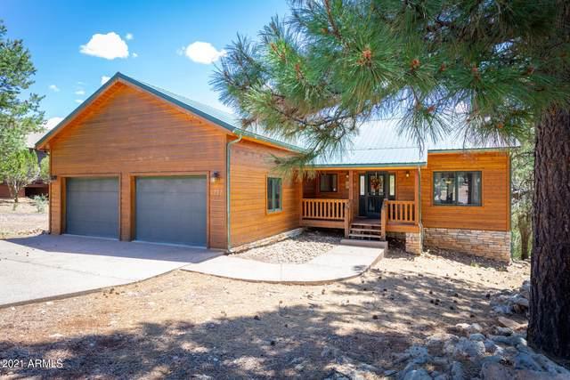 2797 Dogleg Way, Overgaard, AZ 85933 (MLS #6259210) :: Yost Realty Group at RE/MAX Casa Grande