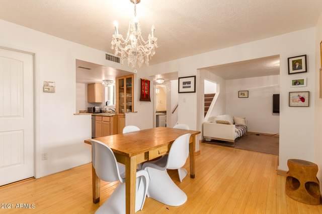 4635 N 22ND Street #122, Phoenix, AZ 85016 (MLS #6259218) :: The Daniel Montez Real Estate Group