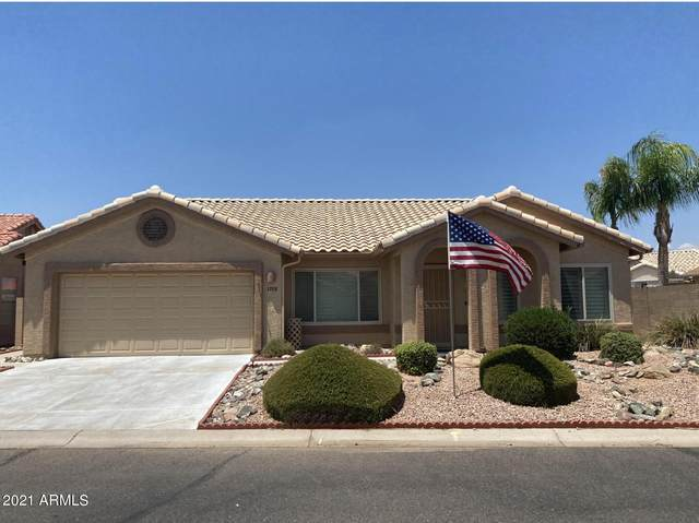 1796 E Gleneagle Drive, Chandler, AZ 85249 (MLS #6259278) :: TIBBS Realty