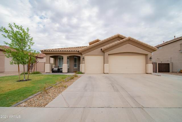 7840 W Donald Drive, Peoria, AZ 85383 (MLS #6259303) :: Executive Realty Advisors