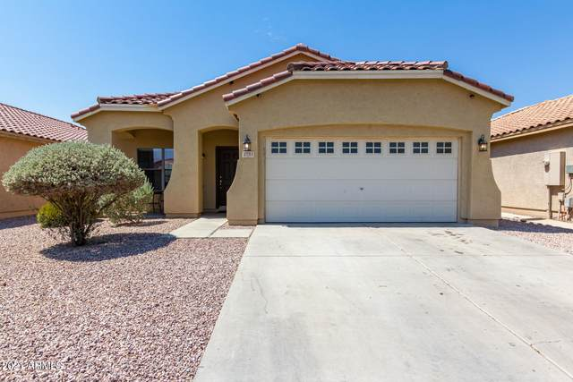 2791 W Santa Cruz Avenue, Queen Creek, AZ 85142 (MLS #6259326) :: Yost Realty Group at RE/MAX Casa Grande