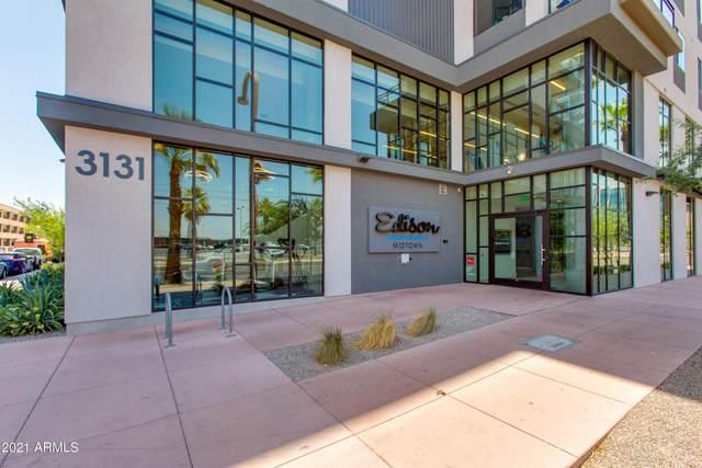 3131 N Central Avenue #4005, Phoenix, AZ 85012 (MLS #6259349) :: Jonny West Real Estate