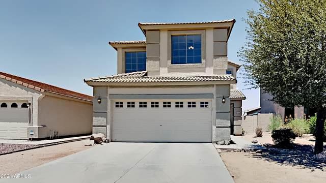 842 E Lamonte Street, San Tan Valley, AZ 85140 (MLS #6259352) :: Yost Realty Group at RE/MAX Casa Grande