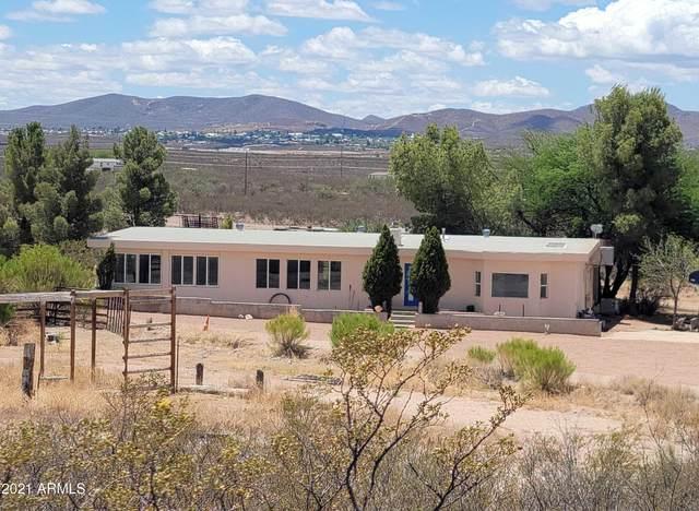 545 W Desert Meadows Road, Tombstone, AZ 85638 (MLS #6259360) :: Yost Realty Group at RE/MAX Casa Grande