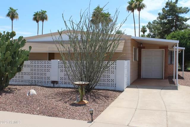 2224 N Nicklaus Drive, Mesa, AZ 85215 (MLS #6259367) :: Jonny West Real Estate