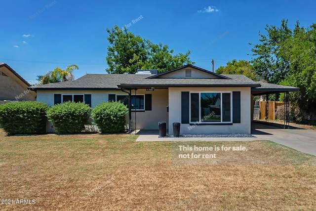 4306 E Cheery Lynn Road, Phoenix, AZ 85018 (MLS #6259382) :: Jonny West Real Estate
