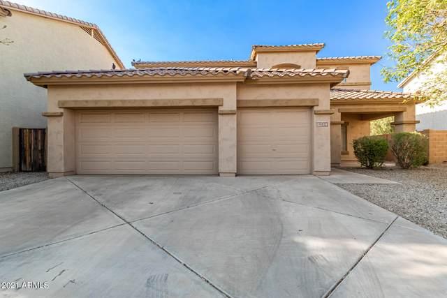 5244 W St Kateri Drive, Laveen, AZ 85339 (MLS #6259386) :: Yost Realty Group at RE/MAX Casa Grande